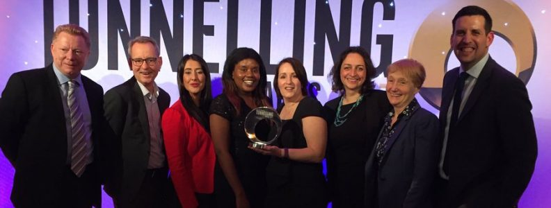 BuildLondon New Civil Engineer Tunnelling Award